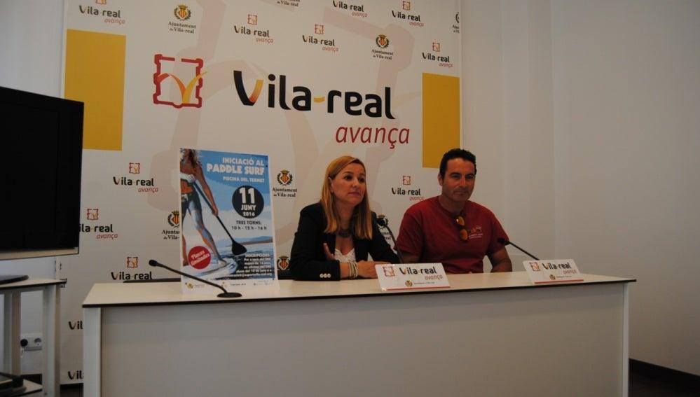 Silvia Gómez, Regidora de Esports Vila-real