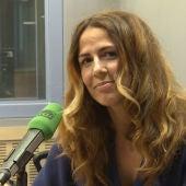 Bárbara Ruiz, periodista de Onda Cero que cubre la información del PSOE