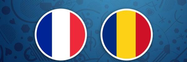 Francia - Rumanía