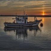 Barco de pescadores