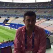 Frame 7.988594 de:  Alfredo Martínez nos cuenta los últimos detalles de la Eurocopa 2016 antes de la ceremonia de inauguración