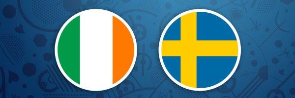 Irlanda - Suecia