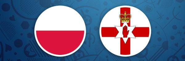 Polonia-Irlanda Norte