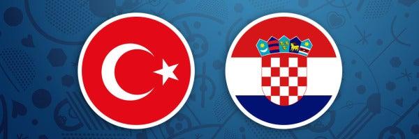 Turquía-Croacia