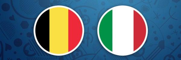 Bélgica - Italia