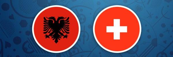 Albania - Suiza