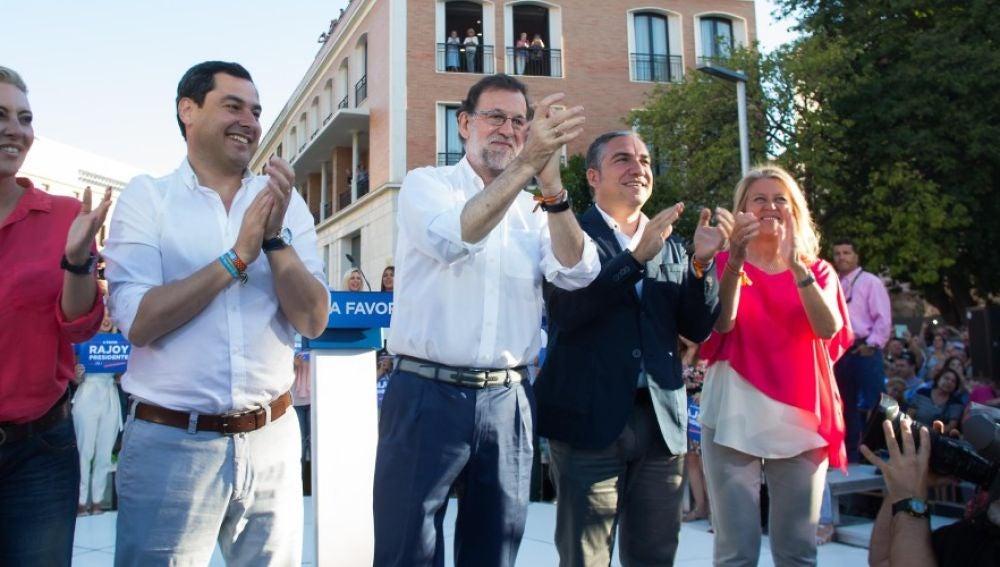 Rajoy en Málaga