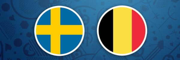 Suecia -Bélgica
