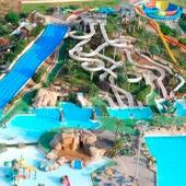 Vista aérea de Aquarama en Benicàssim