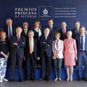 El jurado del Premio Princesa de Asturias de Cooperación Internacional 2016