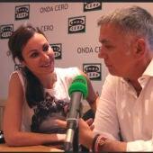 Ana Milán y Juan Ramón Lucas durante la última pregunta de Más de uno