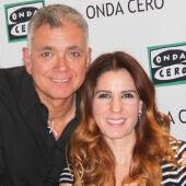 Diana Navarro con Juan Ramón Lucas en Más de uno