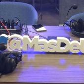 Programa especial de Más de uno desde la sede de Twitter en Londres.
