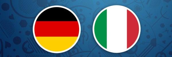 Alemania - Italia