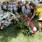 """Homenaje en recuerdo a las víctimas del accidente de Metro de Valencia: """"Nos están devolviendo la dignidad"""""""