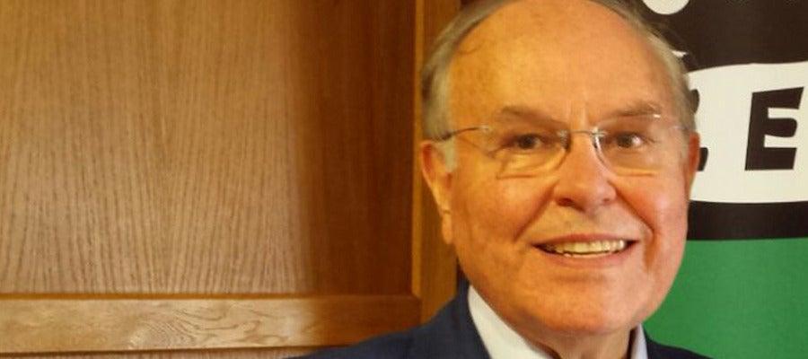 El rector de la Universidad Internacional Menéndez Pelayo, César Nombela