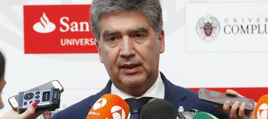 El exdirector general de la Policía, Ignacio Cosidó