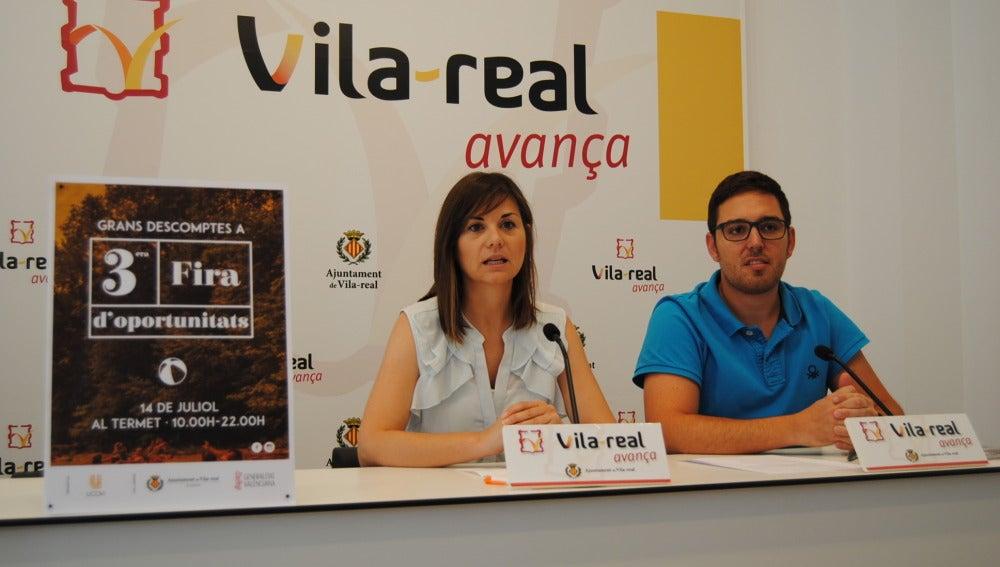 Presentación III Fira de Oportunidades de Vila-real