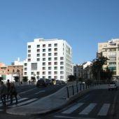 Hotel de Moneo, proyectado en Málaga