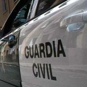 Foto de archivo de un vehículo de la Guardia Civil