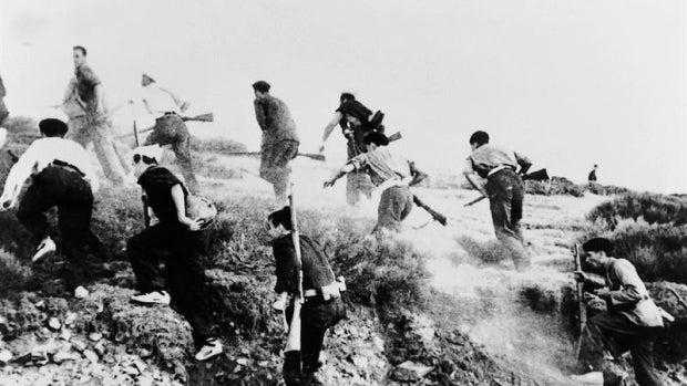 La Cultureta 4x27: ¿Cómo distinguir una guerra de una guerra civil? De Roma a La Bastilla y Guernica