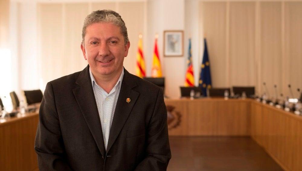 El portaveu del PSOE de Vila-real, Javier Serralvo