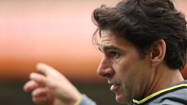 """Aitor Karanka: """"Víctor Valdés es más que un jugador, es un líder"""""""