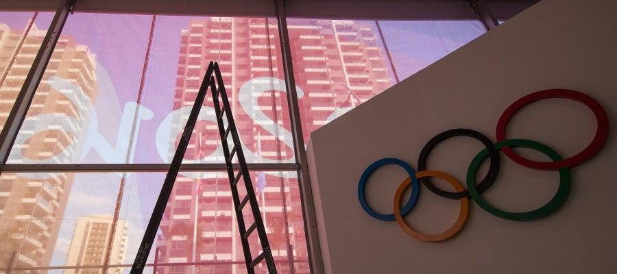 Imagen de la Villa Olímpica en Río de Janeiro