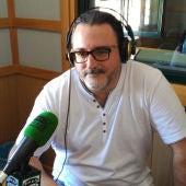 """José Pajares Iglesias, """"Pajaro"""" en los micrófonos de Onda Cero León"""