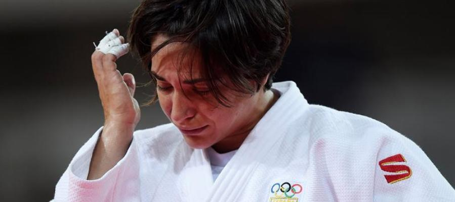 La judoka española, Julia Figueroa