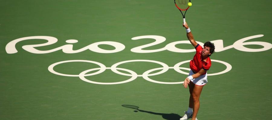 Carla Suárez pasa a tercera ronda en los JJOO de Río 2016