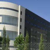 Imagen del hospital del Parque Tecnológico de la Salud de Granada