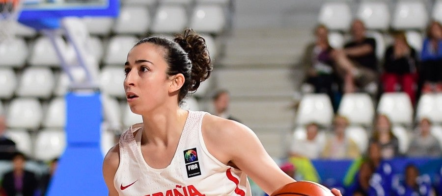 La selección femenina de baloncesto pierde ante Estados Unidos