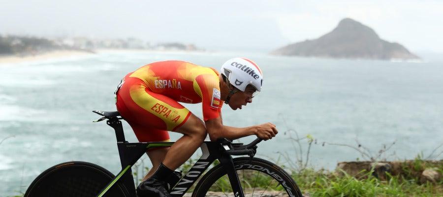 Castroviejo, sin medalla de bronce por 4 segundos