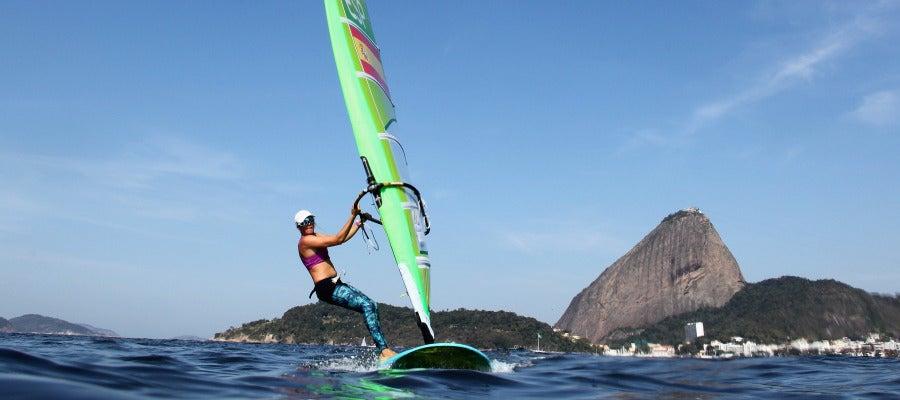 Marina Alabau, cuarta en la clasificación general de RS:X