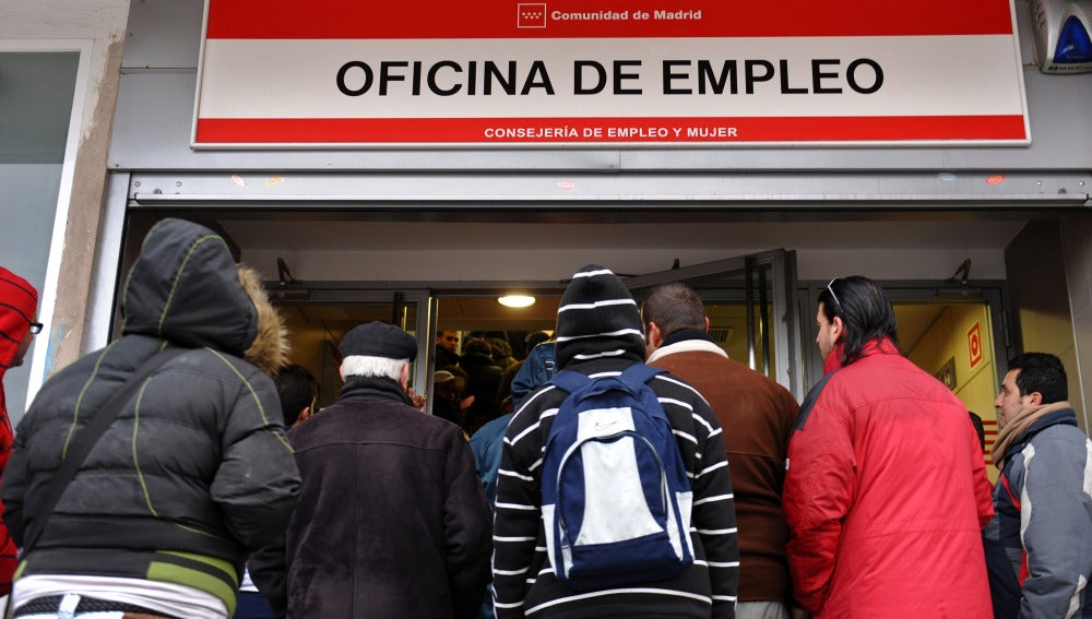 Oficina de empleo en Madrid
