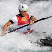 Maialen Chourraut en Río 2016
