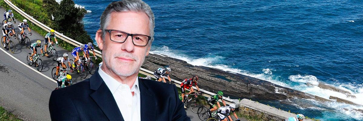 Javier Ares lidera un año más las narraciones de La Vuelta