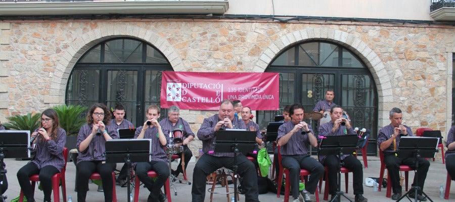 Instantánea del Dolç Festival promovido por la Diputación de Castellón.