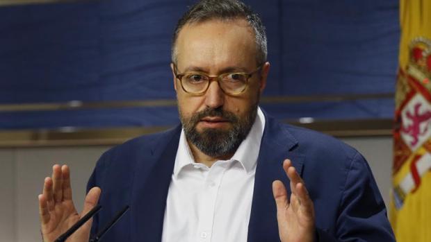 """Juan Carlos Girauta: """"Creemos que el cambio de rumbo de Rajoy se debe a las 150 exigencias de Ciudadanos"""""""