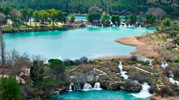 Las Lagunas de Ruidera, un oasis en el centro peninsular
