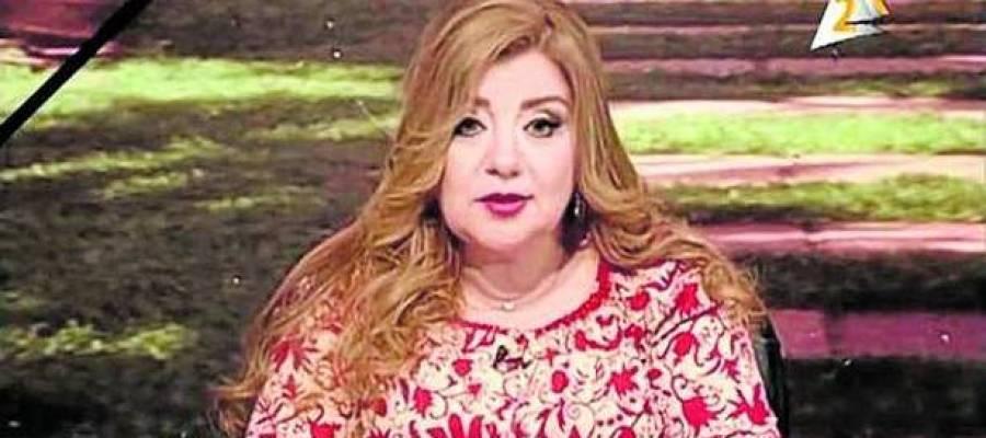 Presentadora Egipta