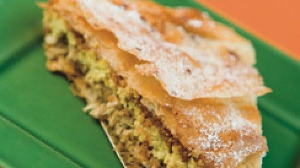 La pastela, uno de los platos estrella de Marruecos