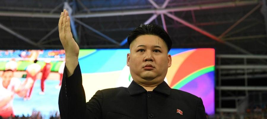 El doble de Kim Jong-un