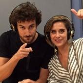 María León y Miki Esparbé presentan 'Un cuerpo de élite'.