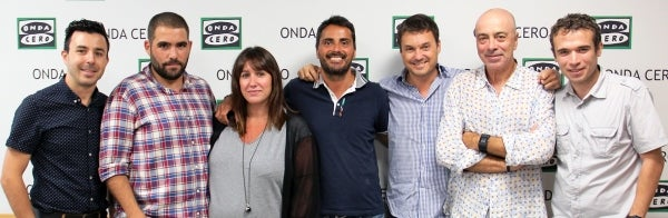 Foto temporada 2016-2017 Onda Cero Catalunya