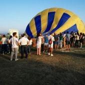 Un centenar de personas suben en Globo Cautivo gracias a Onda Cero Cantabria