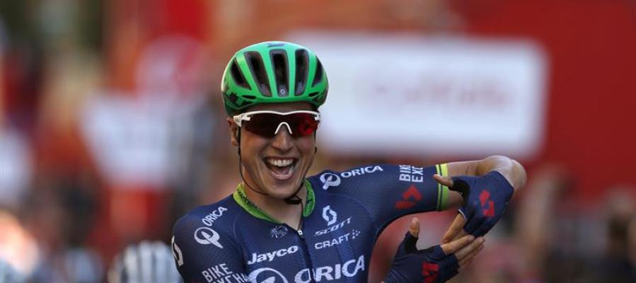 Keukeleire se impone al sprint en la duodécima etapa de la Vuelta
