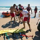 Dos hombres mueren ahogados en pocas horas en playas de Alicante
