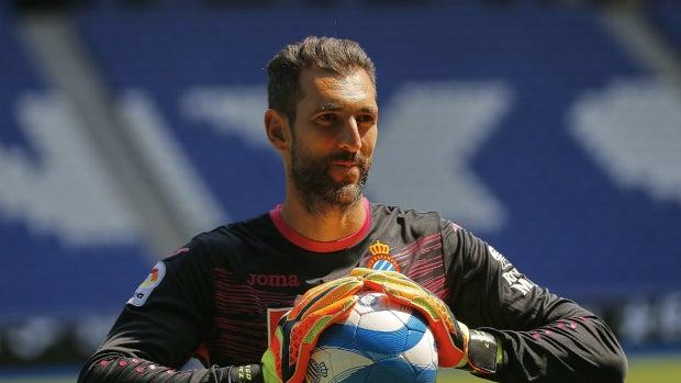 """Diego López: """"Hay que respetar la decisión de Lopetegui con Casillas"""""""